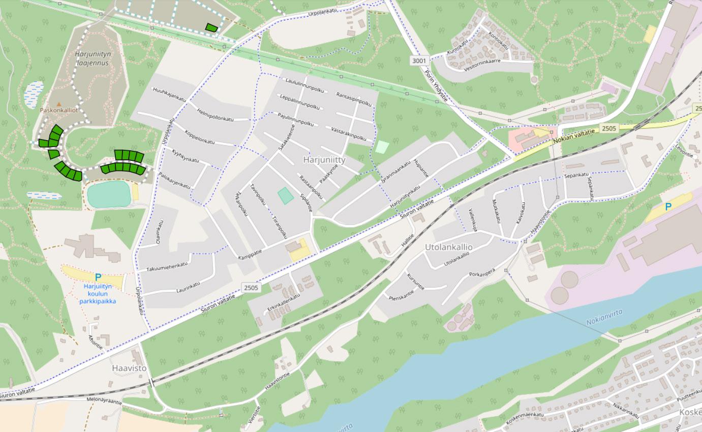 Kartta Ja Paikkatieto Nokian Kaupunki