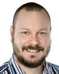 Kasvokuva Antti Tommisesta.