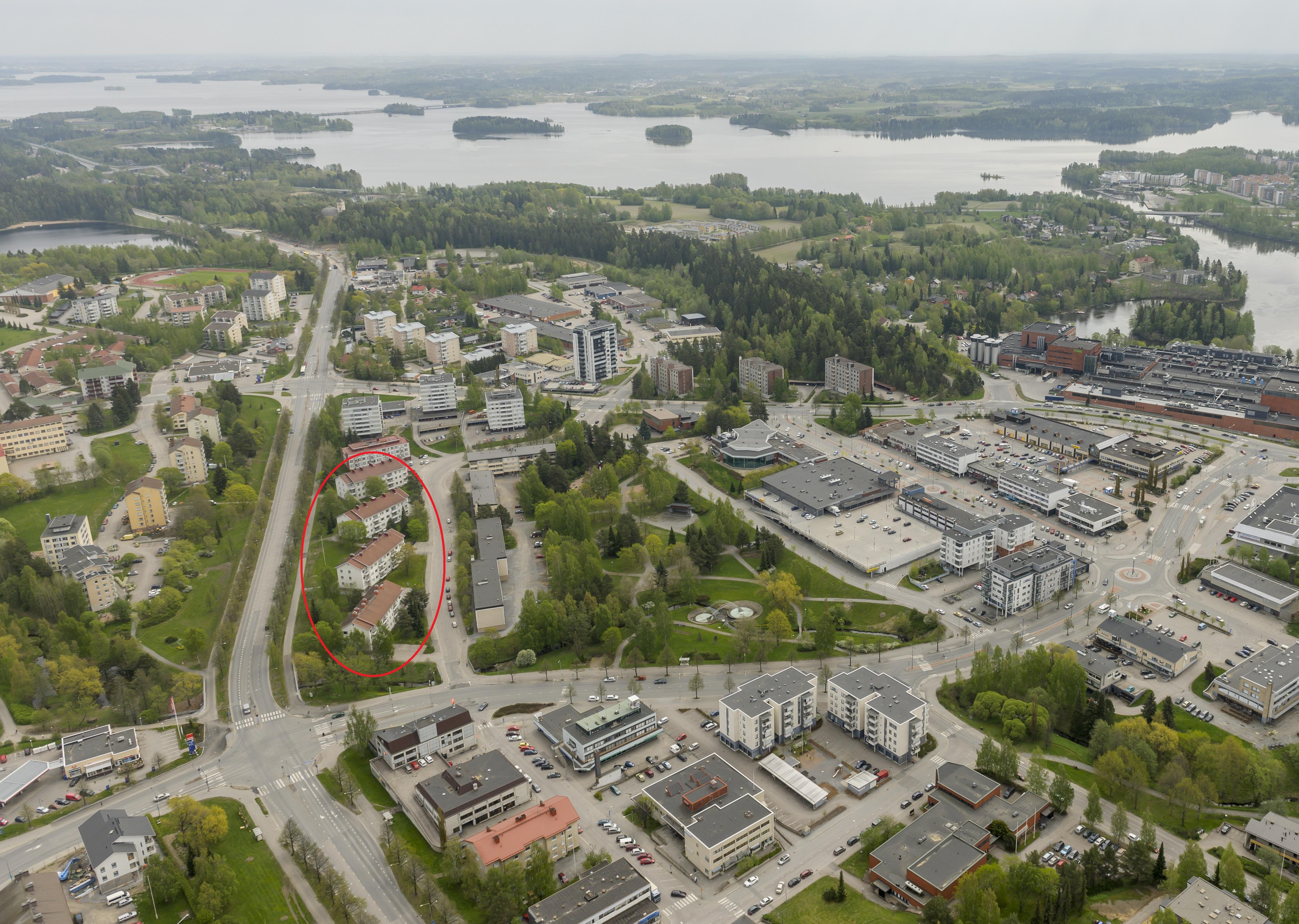 Nokian Kaupunki Työpaikat