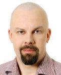 Kasvokuva Mika Ovaskaisesta.