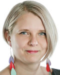 Kasvokuva Anne-Maarit Selinummista.