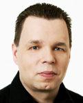 Kasvokuva Juha Toivaisesta.