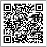 QR-koodi sähköiseen ajanvaraukseen perhekeskuksen työntekijälle.