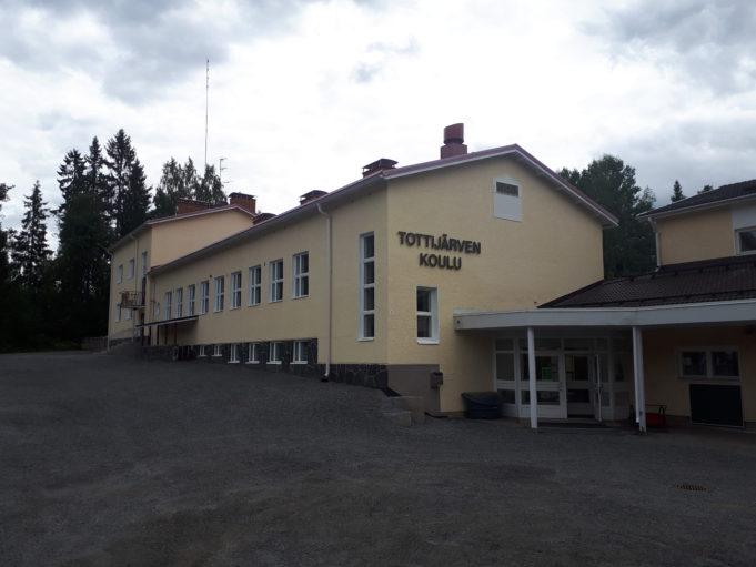 Tottijärven koulu