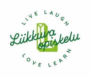 Liikkuva opiskelu -hankkeen logo