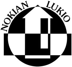 Nokian lukion logo