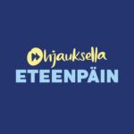 Ohjauksella eteenpäin-logo